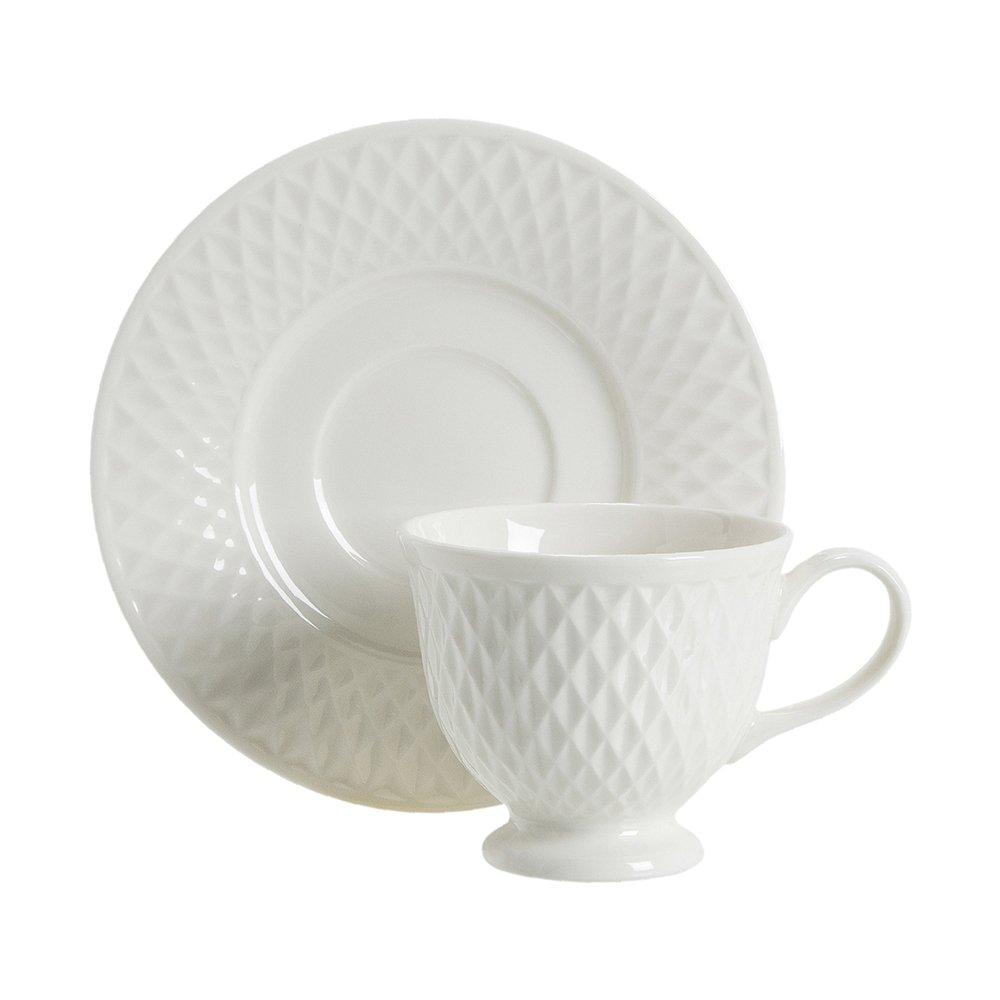 Xícara de Café Eclat Branca - Home Style