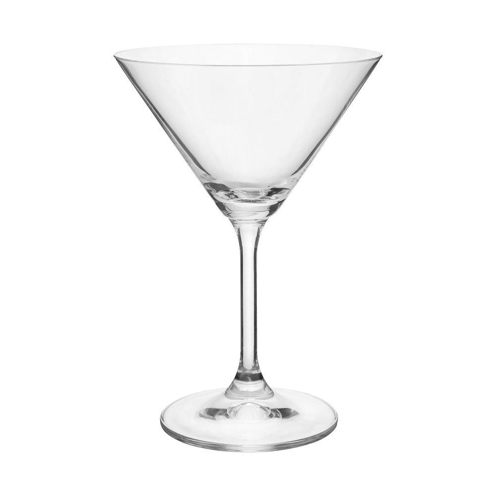 Taça para Martini Roberta Cristal 210 ml - Bohemia
