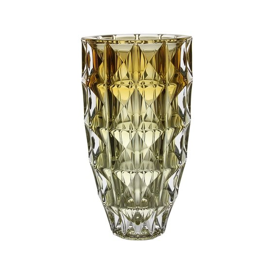 Vaso Decorativo Diamond 29cm – Bohemia
