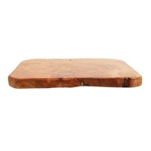 Base Decorativa Rustic Wood 25 cm x 23 cm - Home Style