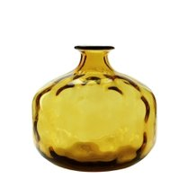Vaso Amber Chic Texture 21 cm - Home Style