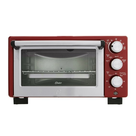 Forno elétrico 18 litros Convection Cook 1400W 220V - Oster