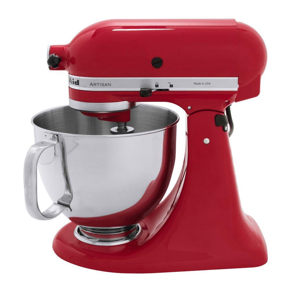 Batedeira Stand Mixer Bowl Inox 4,8L 275W 127V - Kitchenaid
