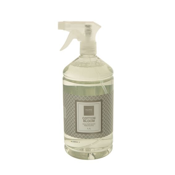 Água Perfumada Cotton Bloom 1,1 L - Home Style