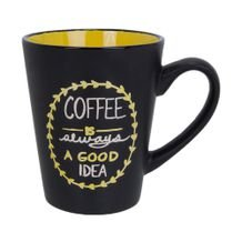 Caneca Coffee Good Idea 280 ml - Home Style