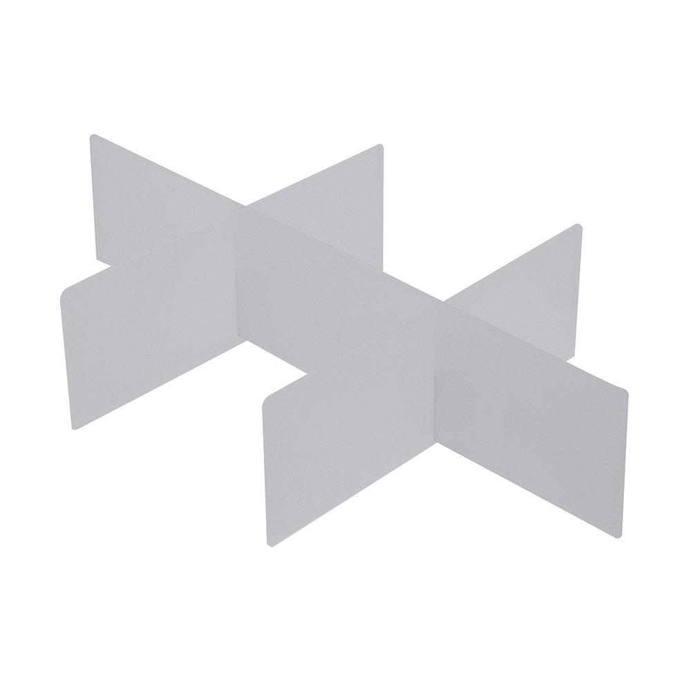 Divisória Fit 6 Espaços 29x18x6,3 cm - Coza