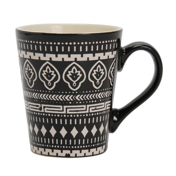 Caneca de Porcelana Norton 365ml - Home Style