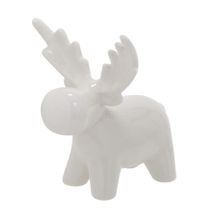 Rena Decorativa Sparks Blanc 17cm - Home Style