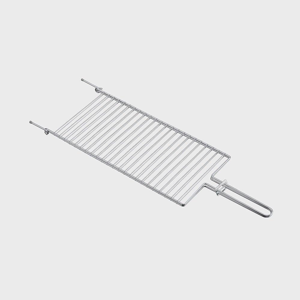 Grelha Plana para Churrasco Inox 72,5cm - Tramontina