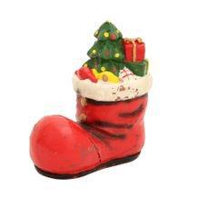 Vela Jingle Bota 9 cm - Home Style