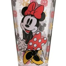 Copo com Canudo Minnie 500 ml - Home Style