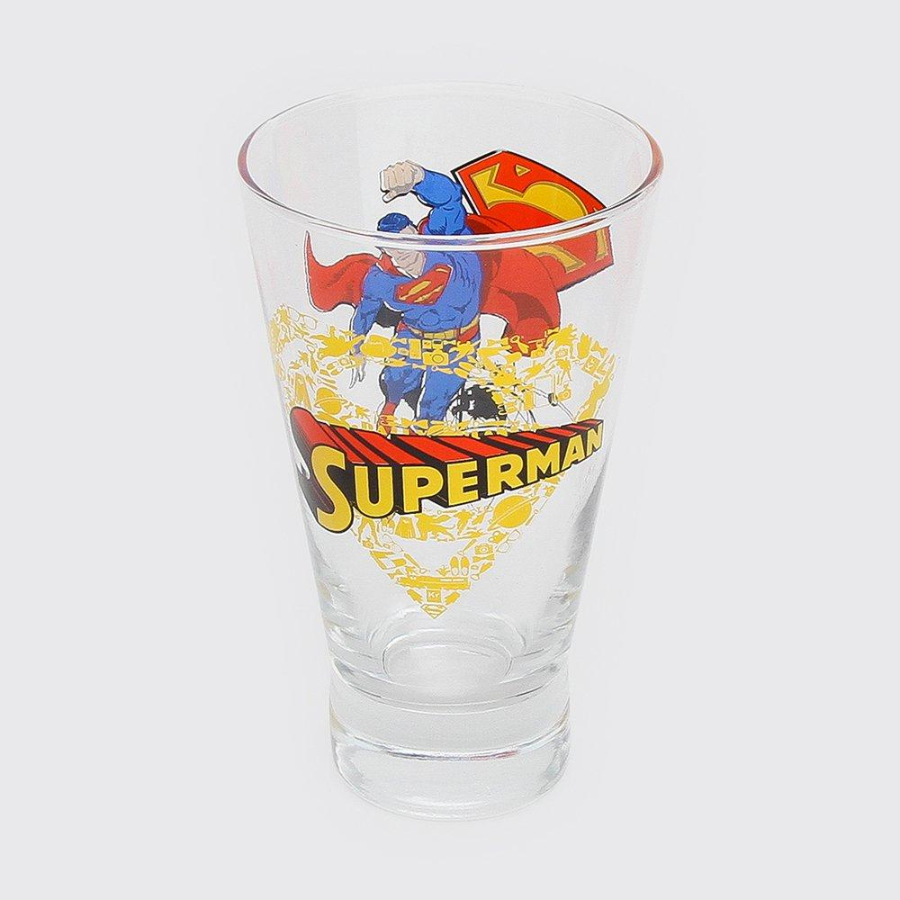 Copo dc super homem 400 ml home style camicado for Super copo
