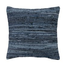 Capa de Almofada New Denim Gurgaon Azul 50x50cm - Home Style