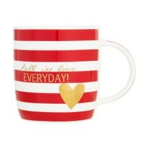 Caneca I Love You Everyday 365 ml - Home style