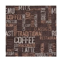 Guardanapo de Papel Coffee Love 33 cm x 33 cm c/20 - Home Style