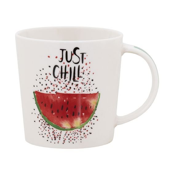Caneca Just Chill 400 ml - Home Style