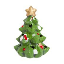 Árvore Decorativa Noel Led 21 cm - Home Style