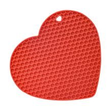 Descanso de Panela Fun Cook Heart 20 cm x 17 cm – Home style
