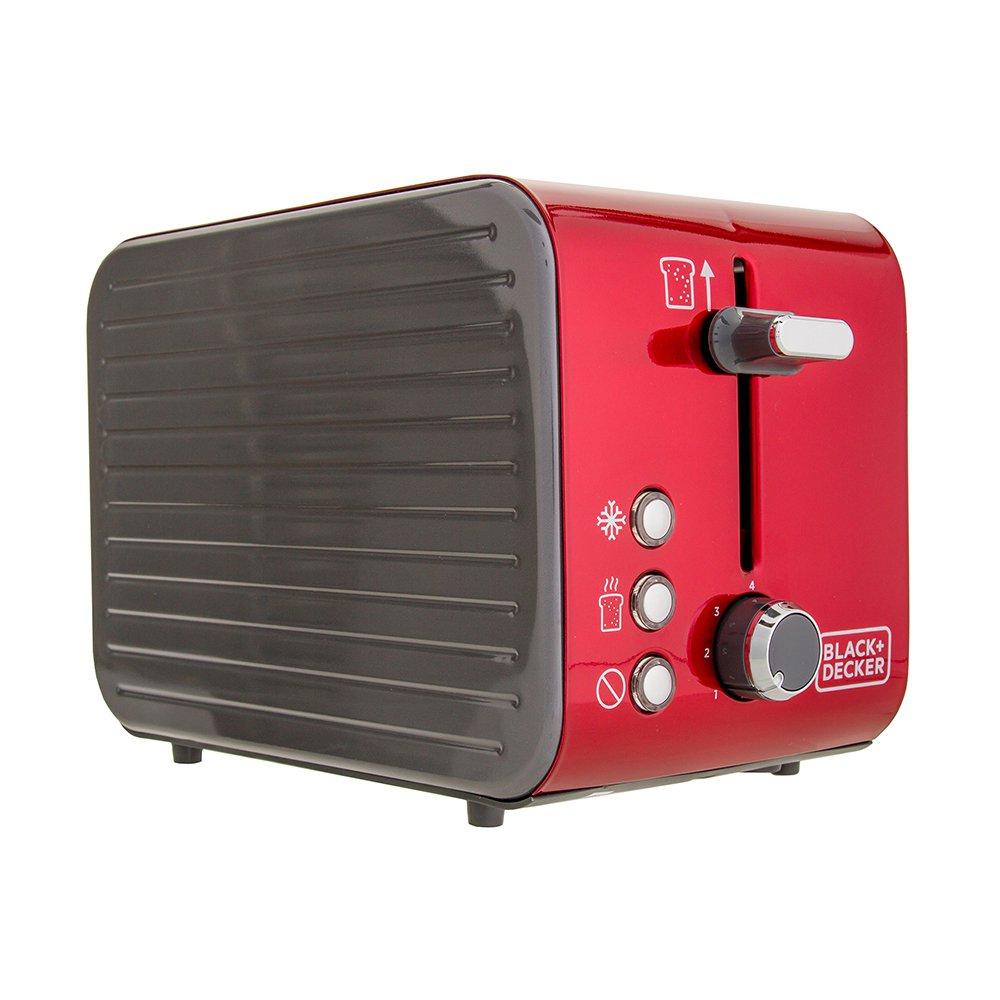 Torradeira Gift 850W 220V - Black+Decker