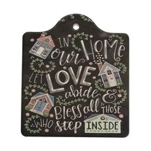 Descanso de Panela Home And Love 16 cm x 19 cm