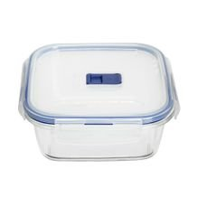 Pote Hermético Quadrado Purebox Active 760 ml - Luminarc