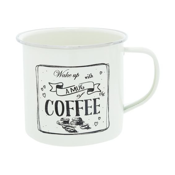 Caneca Coffee Lovely 100 ml - Home Style