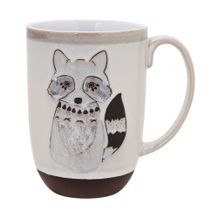 Caneca Camp Racoon 455 ml  - Home Style