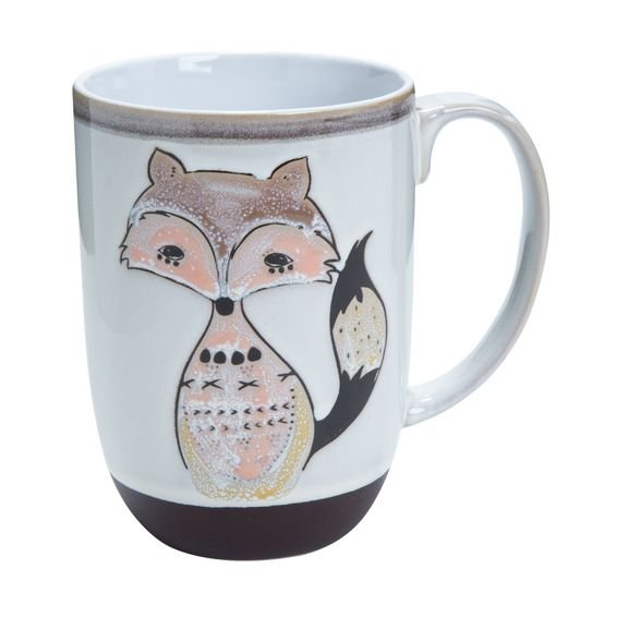 Caneca Camp Fox 455 Ml - Home Style