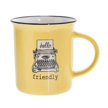 Caneca Friendly 315 Ml - Home Style