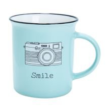 Caneca Smile 315 Ml - Home Style