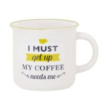 Caneca Get Up 370 Ml Brvd Ntcs