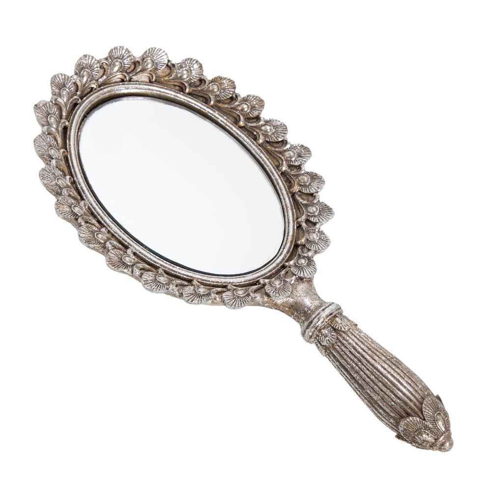 Espelho de Mão La Maison Sophie 24 cm - Home Style