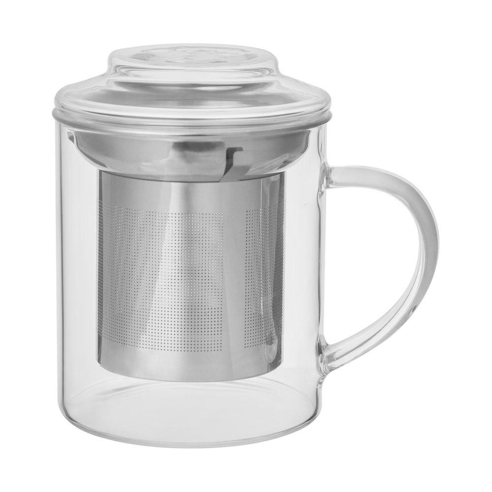 Caneca Com Infusor De Chá Tea Time – Home Style