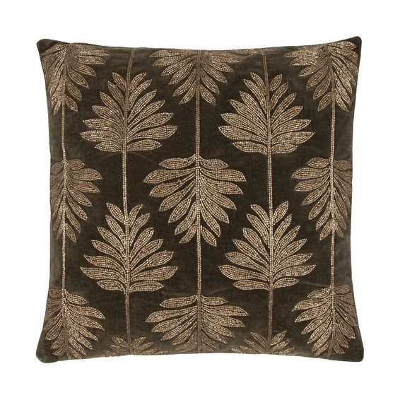 Capa de Almofada Resort Royal Palm 45 cm x 45 cm - Home Style