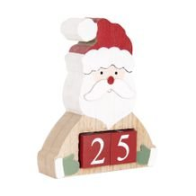 Calendário Papai Noel Magic 14 cm x 11 cm - Home Style