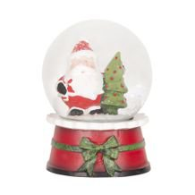 Globo Decorativo Papai Noel Magic 8 cm x 11 cm - Home Style