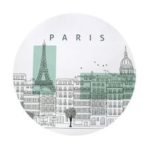 Lugar Americano City Paris 38 cm – Home Style