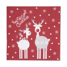 GUARDANAPO MAGIC CUTE DEER 20 PCS 33X33