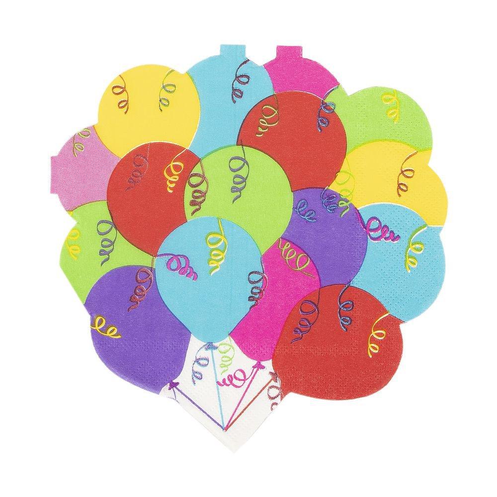 Guardanapo Ballon 20 peças 33 cm x 33 cm - Home Style