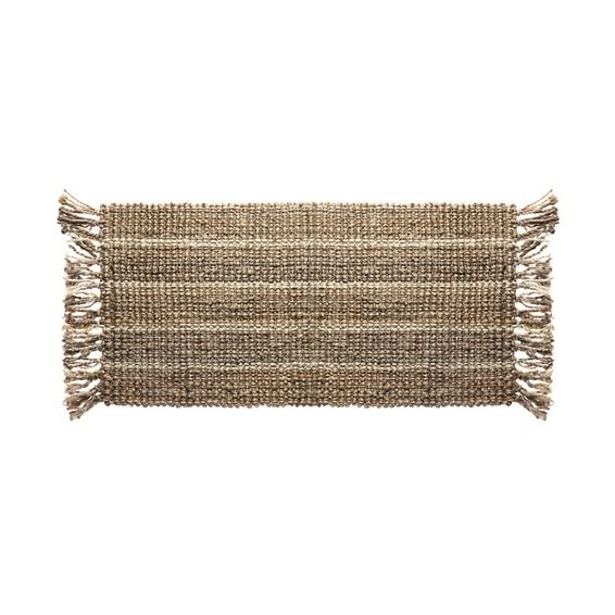 Tapete Natural Stripes 60 cm x 1,40 ml - Home Style