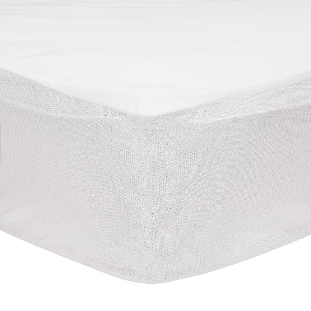 Protetor de Colchão Queen Neat Touch 1,60 m x 2 m x 40 cm – Home Style