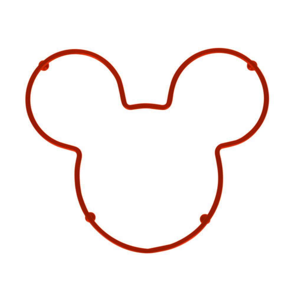 Descanso de Panela Mickey 17 cm x 14 cm - Arthi