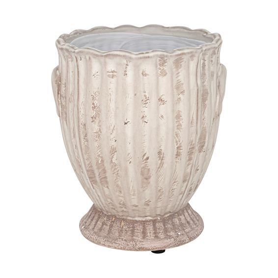 Cachepot Celestial Archive 15 cm - Home Style
