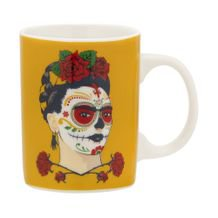 Caneca Frida Kahlo Face 140 ml