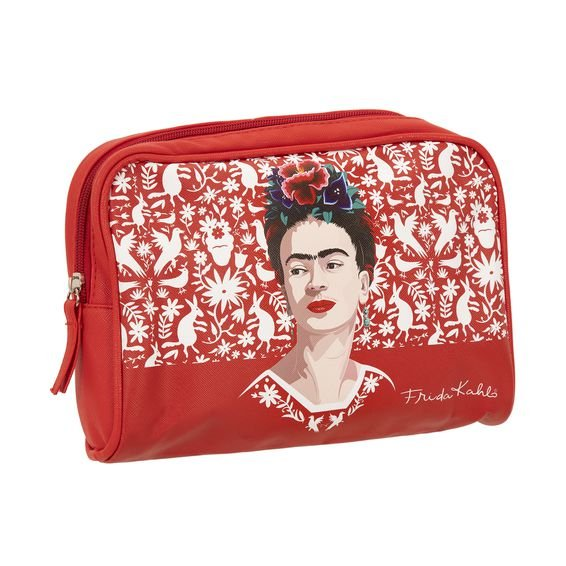 Necessaire Frida Kahlo Photo 23 cm x 17 cm