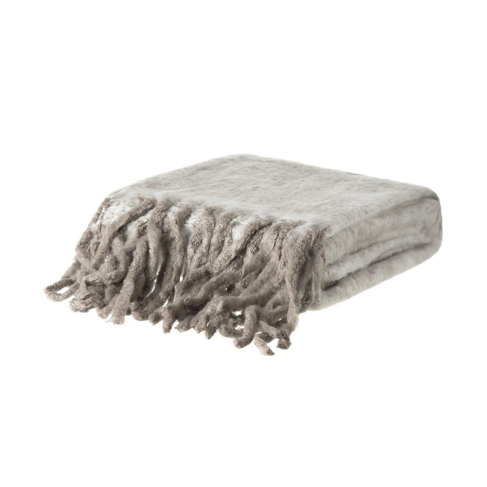 Manta Element Mohair 125 x 150 CM - Home Style