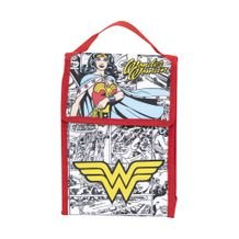 Lancheira Wonder Woman 19 cm x 26 cm