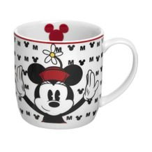 Caneca Minnie Happy 360 ml