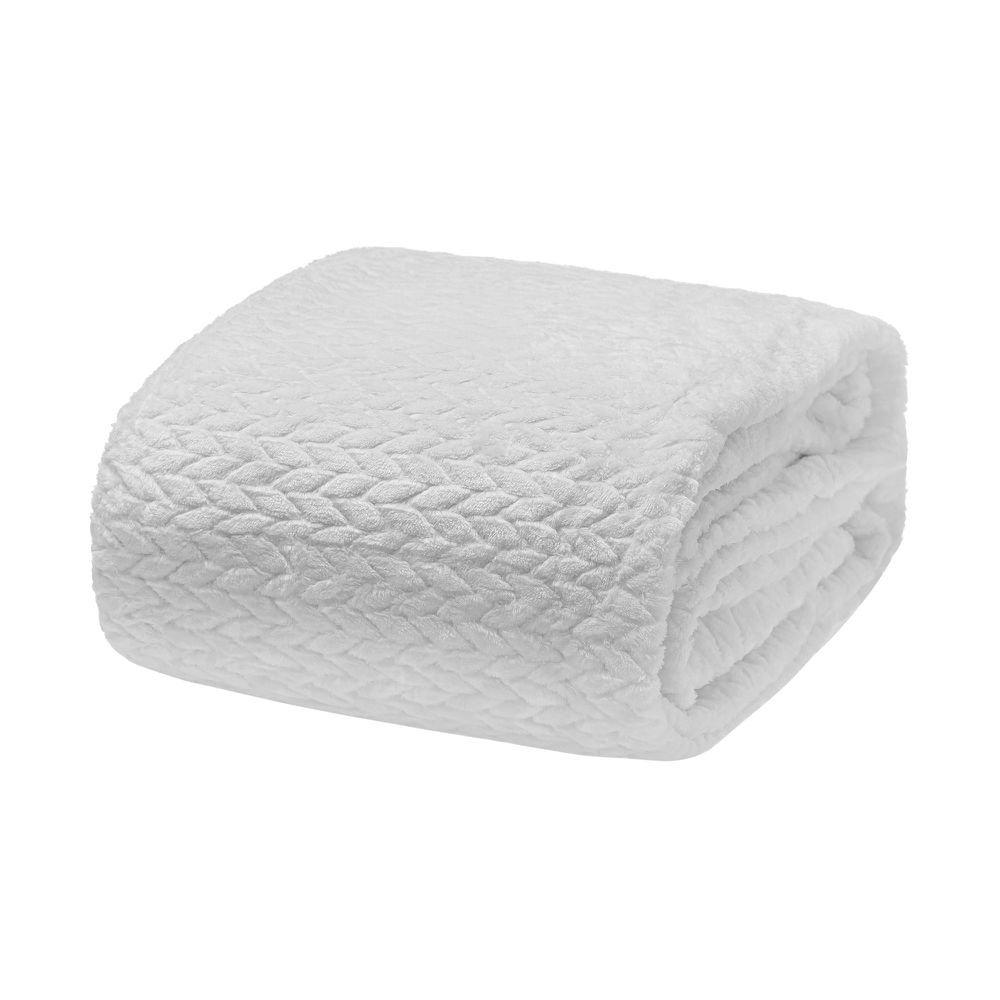 Cobertor Casal Tress 2,20 m x 1,80 m - Home Style
