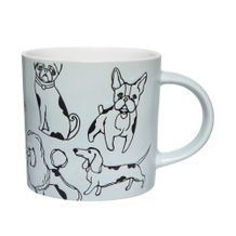 Caneca Dog Scott 450 ML